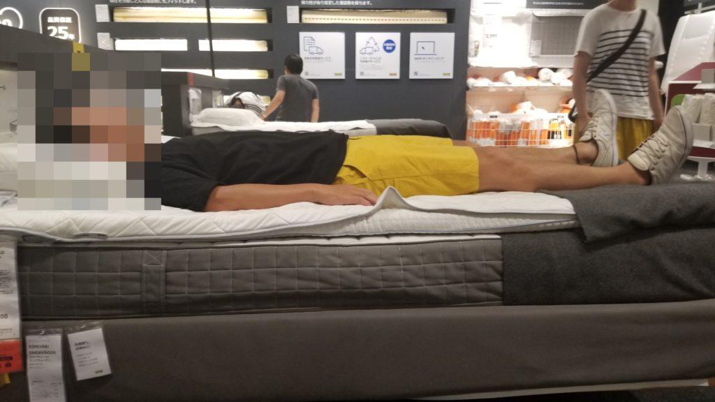 イケアのおすすめベッドマットレスはモルゲダール